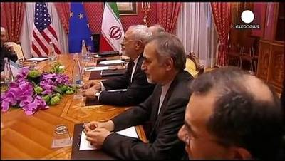 News video: Iran nuclear talks intensify as deadline for deal looms